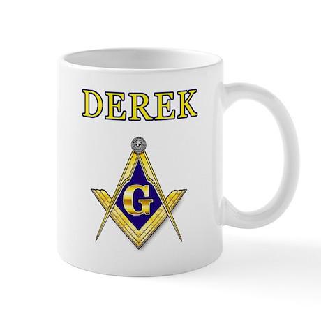 DEREK Mug