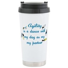Agility Dance Travel Mug