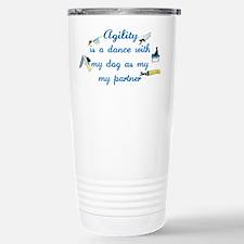 Agility Dance Travel Mug