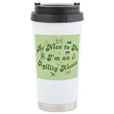 Agility Novice Travel Mug