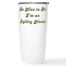 Agility Novice v2 Travel Coffee Mug