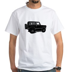 Classic Bronco Black Shirt