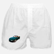 Funny Mazda miata Boxer Shorts