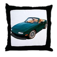 Unique Mx 5 Throw Pillow