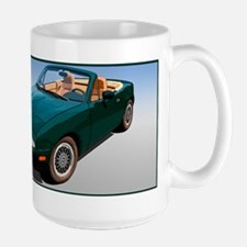 miata-green-bev Mugs