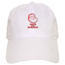 Santa Is My Homeboy Baseball Cap