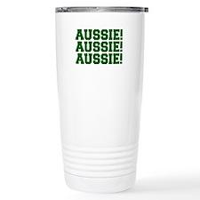 Aussie! Aussie! Aussie! Travel Mug