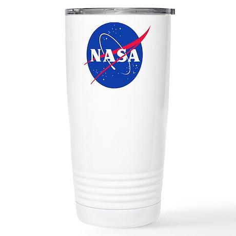 NASA Stainless Steel Travel Mug