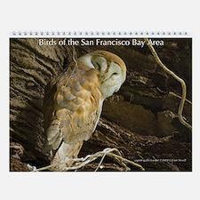 Birds of the San Francisco Bay Area Calendar #1