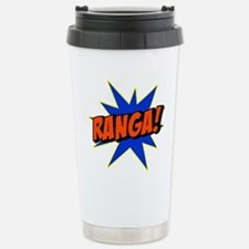 Ranga! Stainless Steel Travel Mug