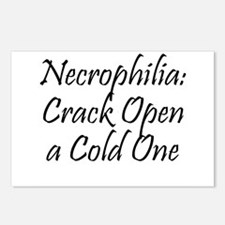 Necrophilia: Crack Open a cold one! Postcards (Pac