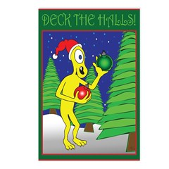 CHRISTMAS CARDS #2a Postcards (Package of 8)