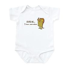 I Have Reservations Infant Bodysuit
