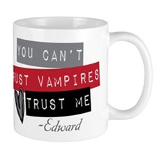 Unique Vampires heart me Mug