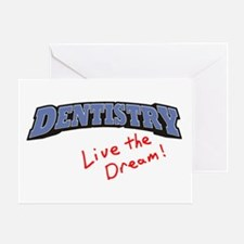 Dentistry - LTD Greeting Card