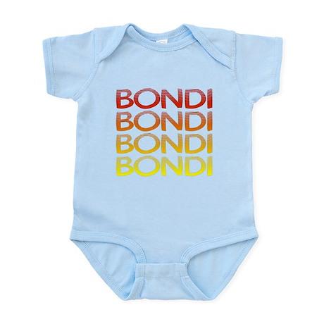 Bondi Waves Infant Bodysuit