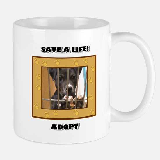 Unique Puppy mill Mug