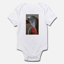 Red Butt Infant Bodysuit