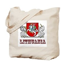 Cute Lithuanian Tote Bag