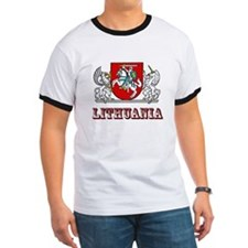 Cute Lithuania T