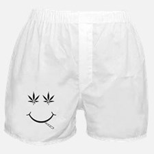 Unique Weed Boxer Shorts