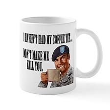 Army No Coffee Yet Mug