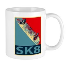 Unique Skateboard Mug