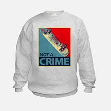 Unique Skate Sweatshirt