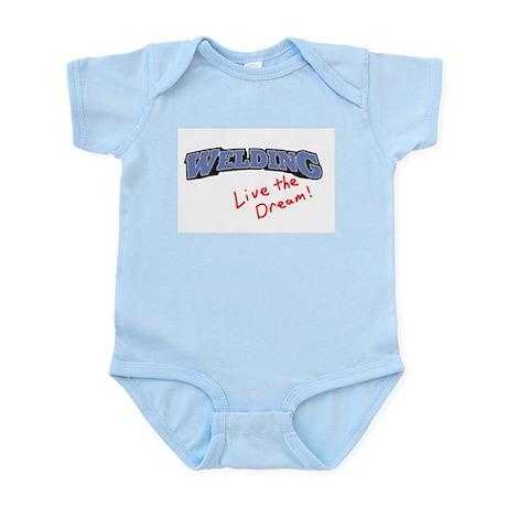 Welding - LTD Infant Bodysuit