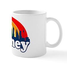 Sydney Rainbow Skyline Mug