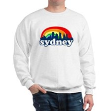 Sydney Rainbow Skyline Sweatshirt