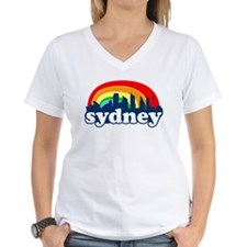 Sydney Rainbow Skyline Shirt