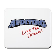 Auditing - LTD Mousepad