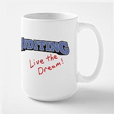 Auditing - LTD Mug