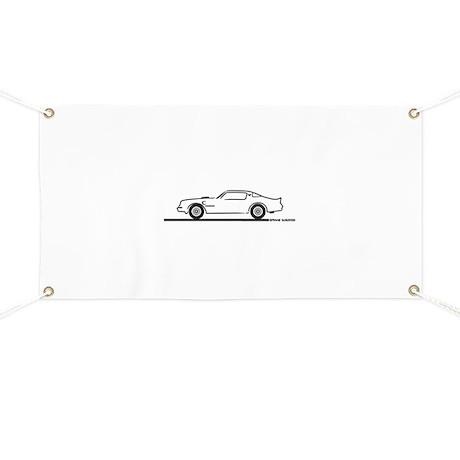 1977-79 Pontiac Trans Am Banner