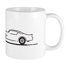 1977-79 Pontiac Trans Am Mug