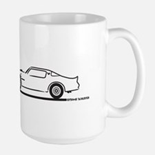 1977-79 Pontiac Trans Am Large Mug
