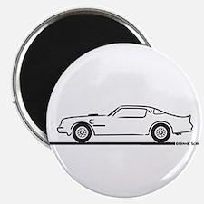1977-79 Pontiac Trans Am Magnet