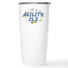 CL3 Agility Title Travel Mug