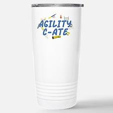 C-ATE Agility Title Travel Mug