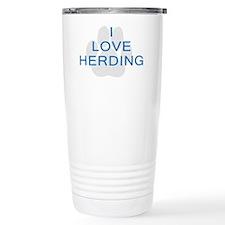 Herding Travel Coffee Mug