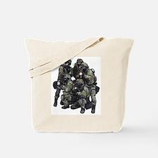 Cute Swat Tote Bag