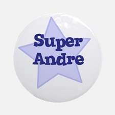 Super Andre Ornament (Round)