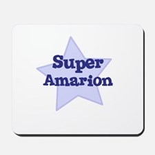 Super Amarion Mousepad
