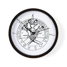Unique Octavian Wall Clock