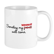 Someday My Werewolf Mug