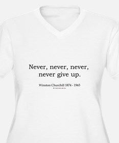 Winston Churchill 7 T-Shirt