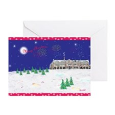 Cute Christmas tree Greeting Cards (Pk of 10)