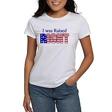 Raised Right Tee