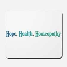 Homeopathy Gift Mousepad